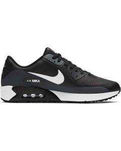 Nike Air Max 90 G Golf Shoes Black White Profile
