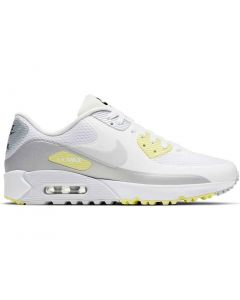 Nike Air Max 90 G Golf Shoes White Pure Platinum Profile