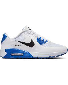 Nike Air Max 90 G Golf Shoes White Racer Blue Profile