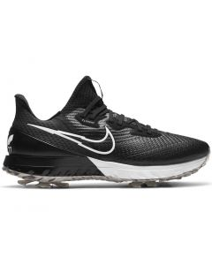 Nike Air Zoom Infinity Tour Golf Shoes Black White Volt Profile