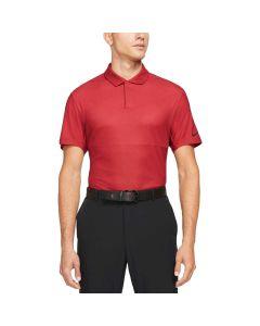 Nike Dri Fit Adv Tiger Woods Polo Gym Red