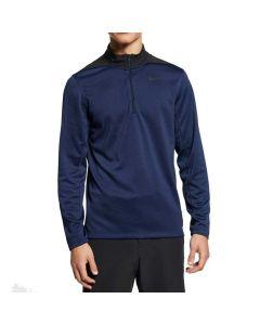 Nike Dri-FIT Core Pullover Obsidian