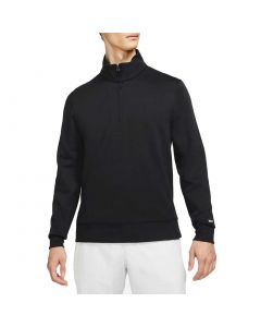 Nike Dri Fit Player Half Zip Pullover Black