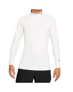 Nike Dri Fit Uv Vapor Longsleeve White