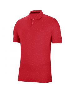 Nike Dri-FIT Vapor Print Polo University Red
