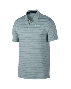 Nike Dri-FIT Vapor Stripe Polo Aviator Grey