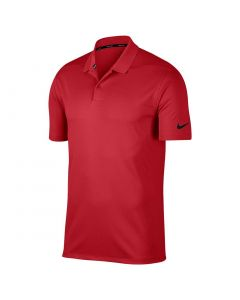 Nike Dri-FIT Victory LS Polo University Red