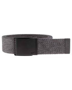 Nike Heather Web Belt Dark Grey