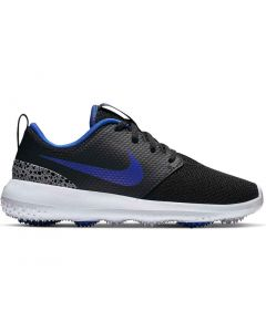 Nike Juniors Roshe G Golf Shoes Black/Game Royal