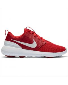 Nike Juniors Roshe G Golf Shoes University Red/White