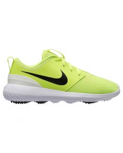 Nike Juniors Roshe G Golf Shoes Volt/Black