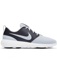 Nike Roshe G Golf Shoes Pure Platinum Black White Profile1