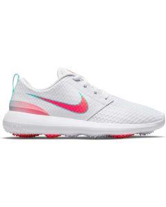 Nike Roshe G Golf Shoes White Hot Punch Profile