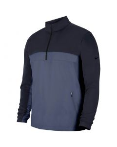 Nike Shield Victory Half-Zip Jacket Obsidian