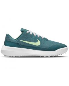 Nike Victory G Lite Golf Shoes Green Stone Barely Volt Profile
