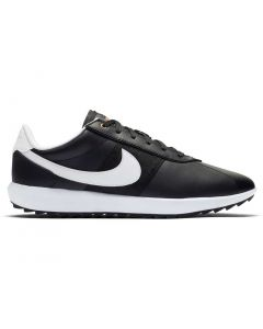 Nike Women's Cortez G Golf Shoes Black/White/Gold