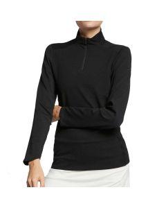 Nike Women's Dri-FIT UV Pullover Black