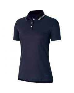 Nike Women's Dri-FIT Victory Polo College Navy