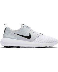 Nike Womens Roshe G Golf Shoes White Black Pure Platinum Profile