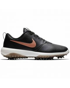 Nike Women's Roshe G Tour Golf Shoes Black/Metallic