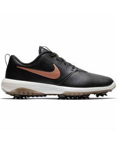 Nike Women's Roshe G Tour Golf Shoes Black/Metallic