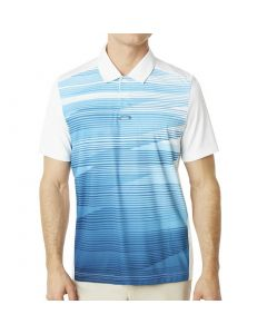 Oakley Ace Polo White/Blue