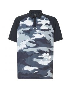 Oakley Fairway Camo Polo Blackout