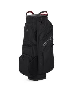 Ogio Woode 15 Cart Bag Black