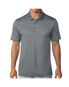 Adidas 2020 Performance Polo Grey Three