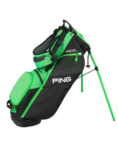 "Ping Juniors Hoofer Prodi G Stand Bag Small - Green/Black - 30"" Tall"