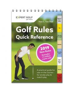 Pro Active Sports 2019 Golf Rules Quick Reference Guide