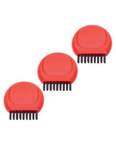 Pro Active Sports Groove Doctor Thumb Brush - 3 Pack