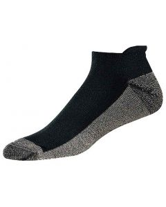 FootJoy ProDry Roll Tab Socks Black