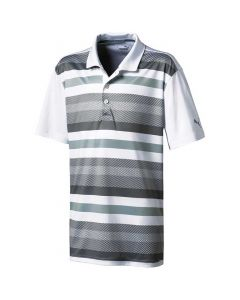 Puma Boys Turf Stripe Polo Quiet Shade