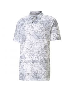 Puma Cloudspun Aerate Polo Quiet Shade