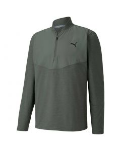 Puma CLOUDSPUN Stlth Quarter Zip