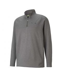 Puma First Mile Flash Quarter Zip Quiet Shade