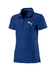 Puma Girls Pounce Aston Polo Sodalite Blue