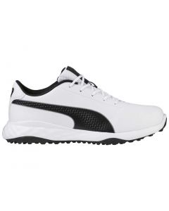 Puma Grip Fusion Classic Golf Shoes White
