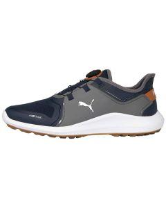 Puma Ignite Fasten8 Disc Golf Shoes Navy Blazer