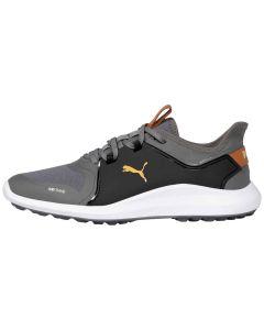 Puma Ignite Fasten8 Golf Shoes Quiet Shade/Black