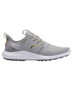 Puma Ignite NXT Pro Golf Shoes High Rise/Gold