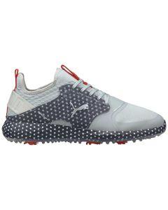 Puma Ignite Pwradapt Caged Usa Golf Shoes High Rise Profile
