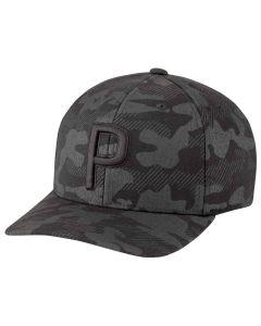 Puma Juniors Camo P 110 Snapback Hat