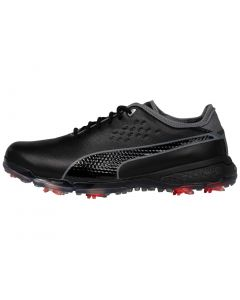 Puma Proadapt Golf Shoes Black Profile