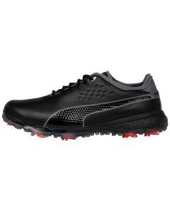Puma Proadapt Golf Shoes Black Profile