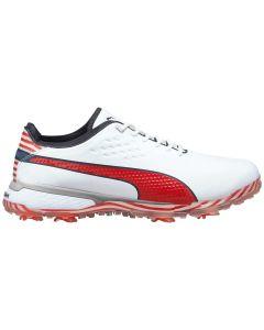 Puma Proadapt Usa Golf Shoes White Profile