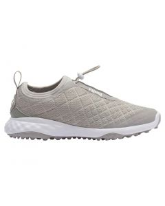 Puma Women's Brea Fusion Sport Golf Shoes Grey Violet/White