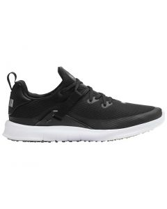 Puma Women's Laguna Fusion Sport Golf Shoes Black/White