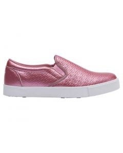Puma Women's Tustin Slip-On Golf Shoes Metallic Pink
